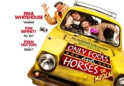 Only Fools and Horses comédies musicales réouverture
