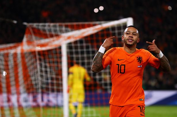 Image result for depay