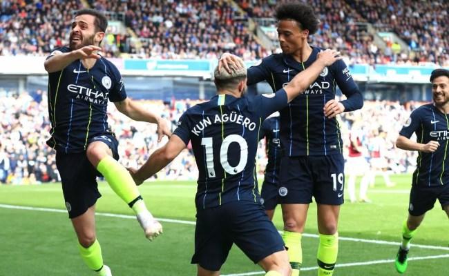 Burnley Vs Man City Highlights And Reaction As Sergio