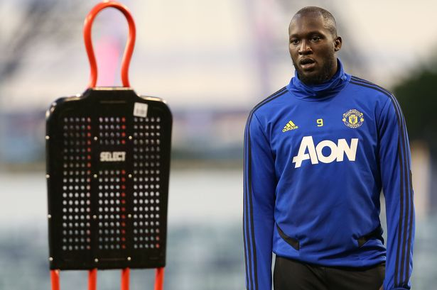 0 GettyImages 1160987487 - Manchester United told what to do with Romelu Lukaku amid Inter Milan interest