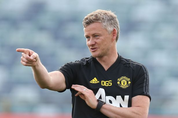 0 GettyImages 1161316665 - Ole Gunnar Solskjaer reveals fastest Manchester United players