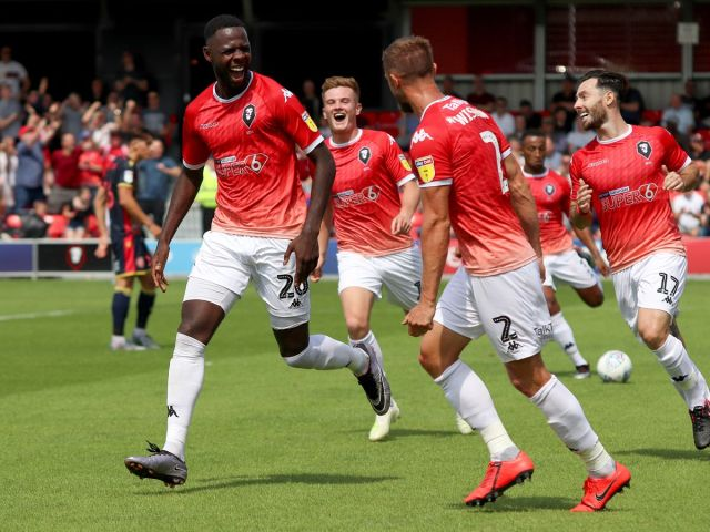 How to watch Newport County AFC vs Salford City in the EFL Trophy  semi-final with a Now TV Pass - Manchester Evening News