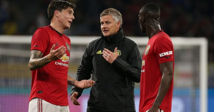 0 Manchester United v Leeds United Pre Season Friendly - Manchester United offer defender new deal amid Barcelona interest and more transfer rumours