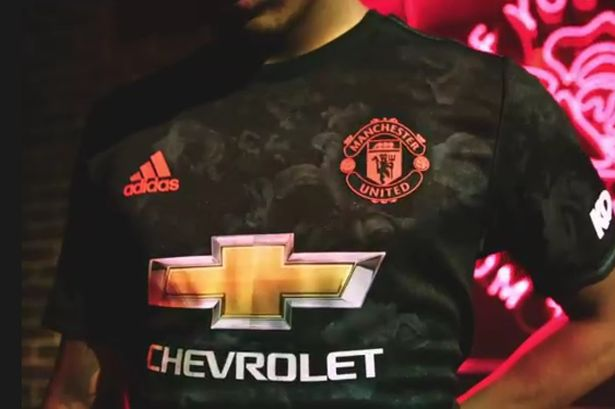 0 Screenshot 20190816 091957 - Manchester United release new 2019/20 third kit by adidas