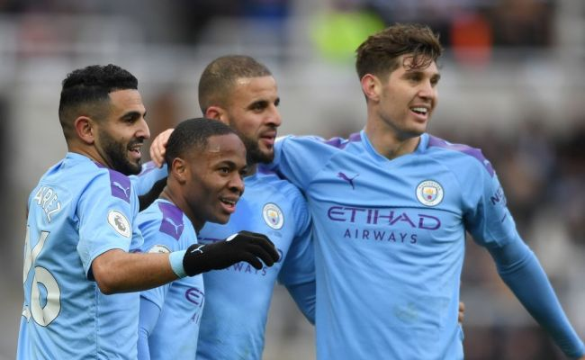 Newcastle United Vs Man City Live Highlights And Reaction