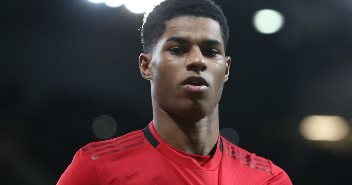 Rashford's numbers compared to Ronaldo and Henry after 200 appearances for Manchester United