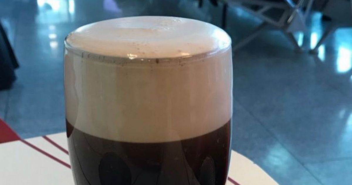 "Passengers smoke after Dublin airport after being served ""the worst Guinness in human history"""
