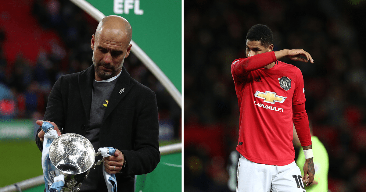 Pep Guardiola calls for radical changes after the injuries of Marcus Rashford and Harry Kane