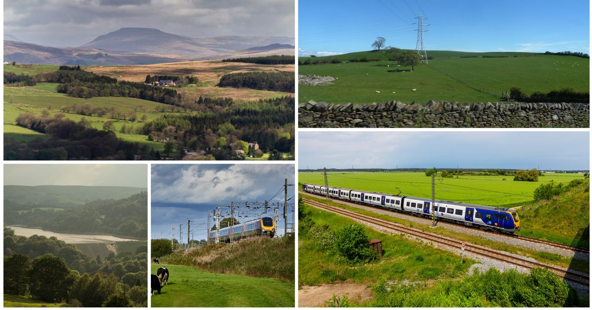 The most beautiful train journeys you can take directly from Manchester