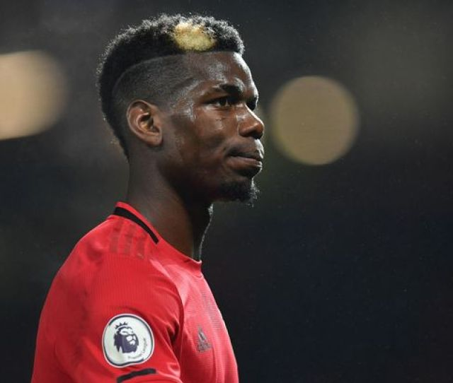 Paul Pogba Makes Manchester United And Liverpool Fc Title