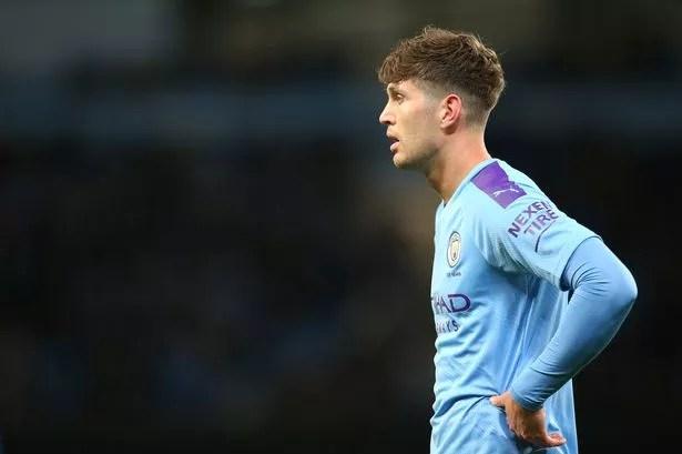 Man City defender John Stones says lockdown is helping him improve ...