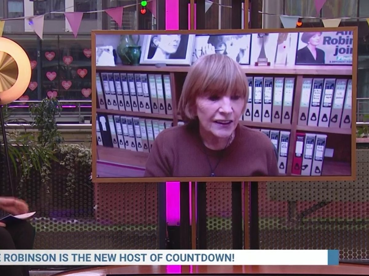 Image result for anne robinson countdown