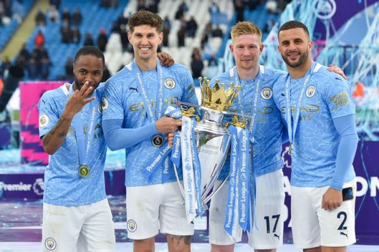 Get ready for the 2021-22 Man City season with our 40-page souvenir guide -  Manchester Evening News