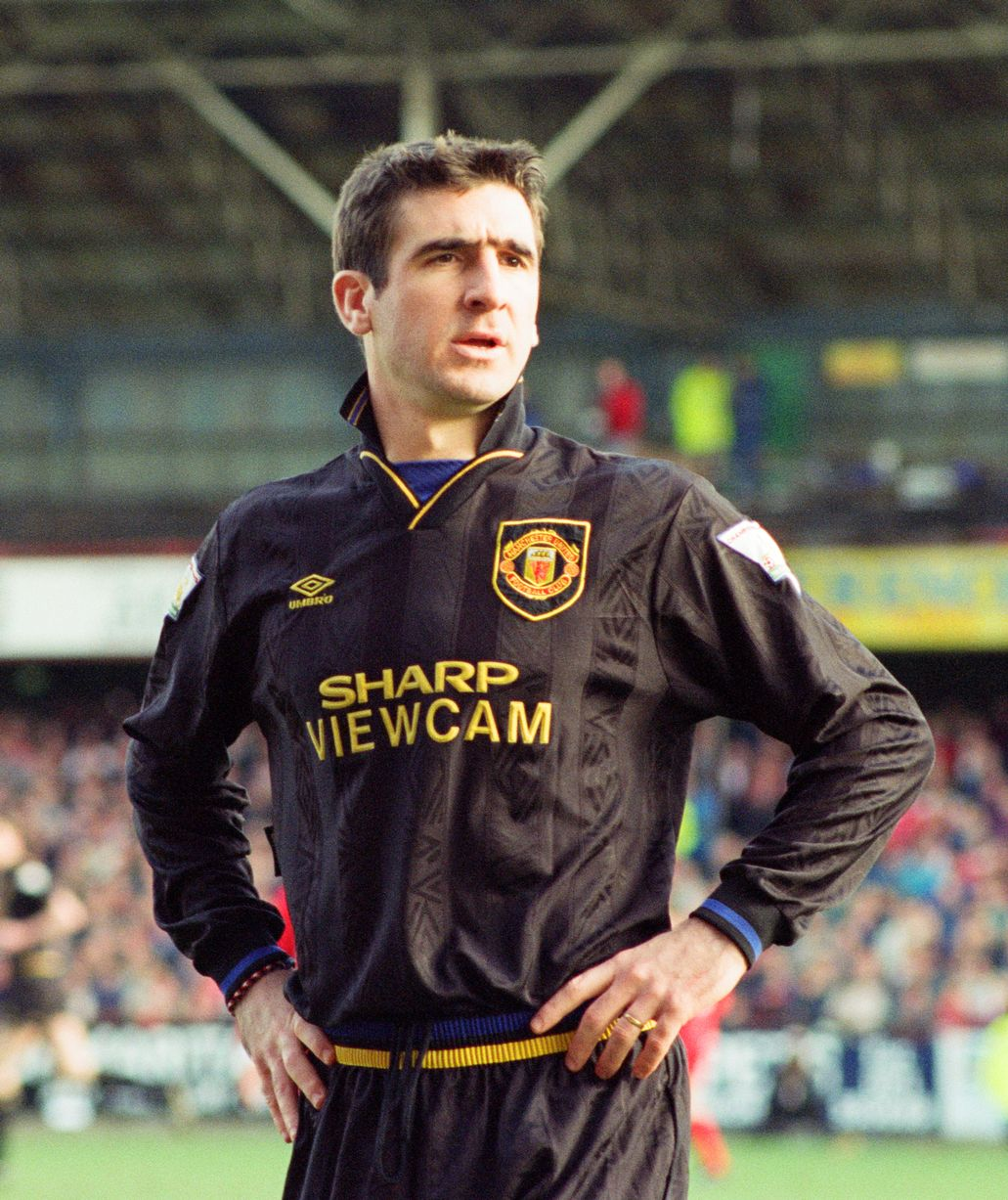 A few months later, cantona made history by scoring the. In pictures: Eric Cantona - Manchester Evening News