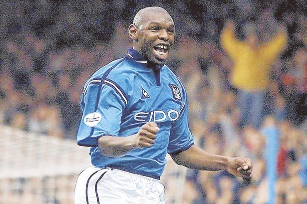Shaun Goater day: Five City cult heroes - Manchester Evening News