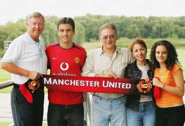 Storie: Giuseppe Rossi al Manchester United | Numerosette Magazine