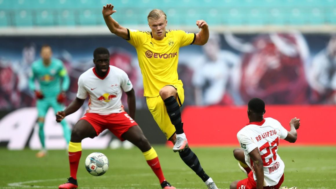 Erling Haaland gives definitive transfer update amid Manchester ...