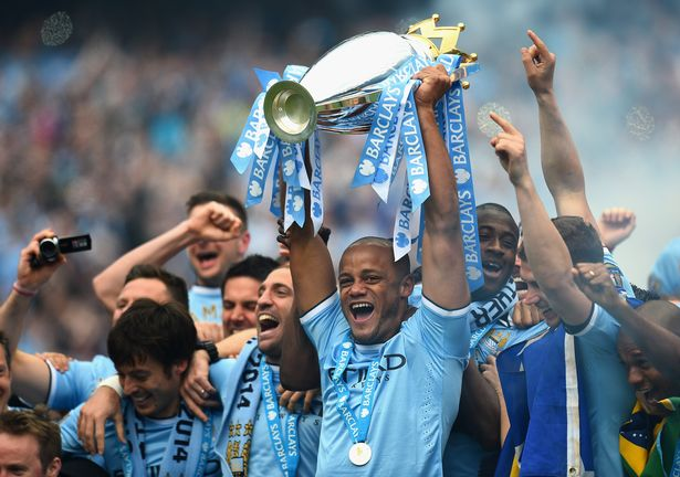 Vincent Kompany will go down as a Manchester City legend.