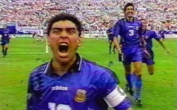 Diego Maradona, his cocaine battle, wild celebrations, net worth, Hand of God goal and heart attack death denial - Mirror Online