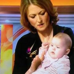 Air Sofa Online Cushion Foam Covers Bbc Breakfast Presenter Rachel Burden Hailed As
