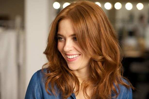 Snowboard Girl Wallpaper Angela Scanlon Reveals She Didn T Like Her Red Hair In Her