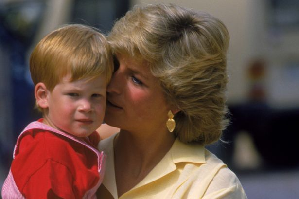 Cheeky young Prince Harry's prank that caused chaos at ...