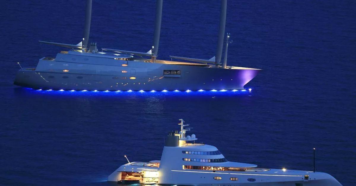 motor yacht tv