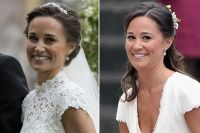 The one thing Pippa Middleton wore to Kate's royal wedding ...