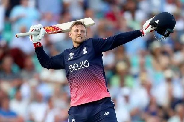 Icc Champions Trophy 2017 Hd Wallpaper Joe Root Crashes Unbeaten Century As England Kick Off