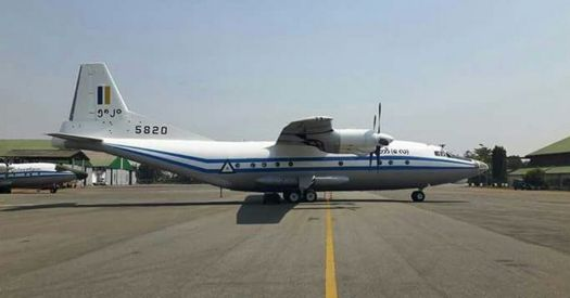 Myanmar plane missing: '15 passengers survive' after ...