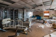 Abandoned Charity Hospital Haunted Hurricane Katrina