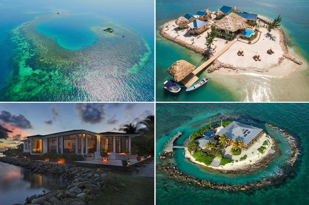 10 incredible tropical islands you can rent from just 240