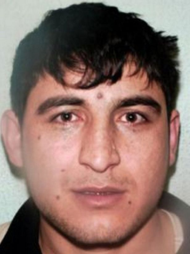 Omar Hussain also fled the UK after the murder, but has now been jailed for the crime
