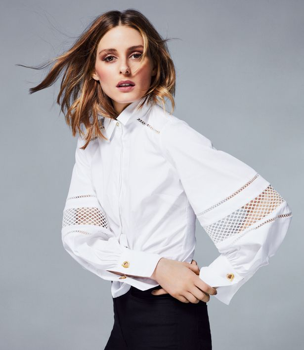 Olivia Palermo looks effortlessly chic in her new AW17 ...