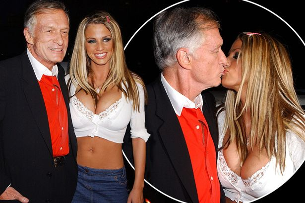Katie Price Used To Watch Hugh Hefner Have Sex With Young Women