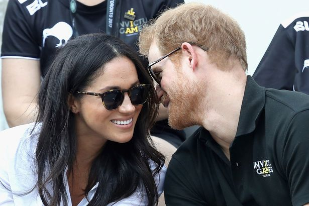 Samantha questioned the strength of Harry and Meghan's relationship