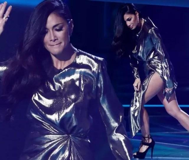 Nicole Definitely Had The X Factor On Saturday Night