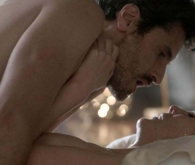 The Pair Went Nude For The Scene Image Tnt
