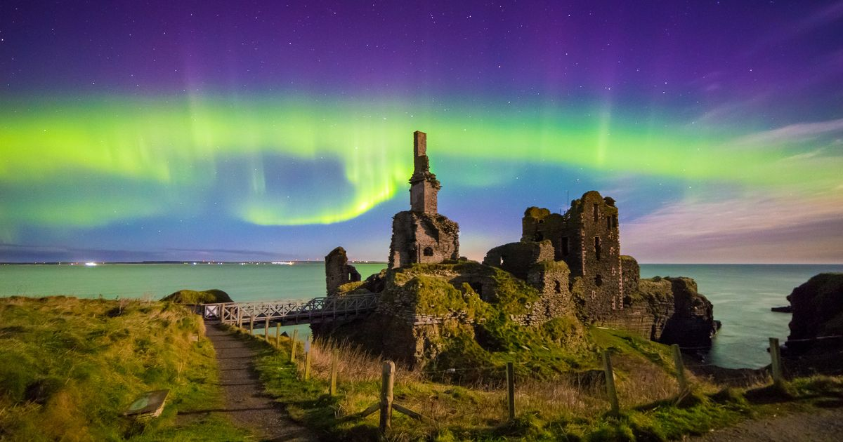 Northern Lights Dundee