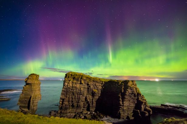 Best Time See Northern Lights Tonight Uk