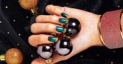 christmas party nail ideas - perfect
