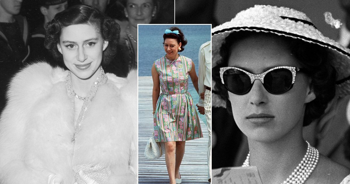 Princess Margaret's best style moments as her glamorous lifestyle ...