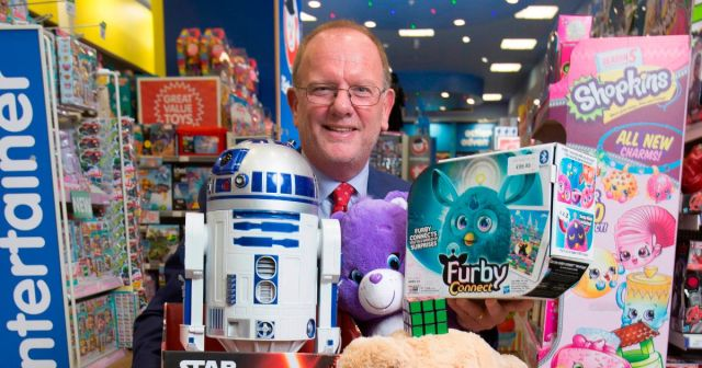 Image result for Entertainer toy shops, Gary Grant