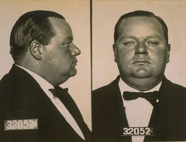 Fatty Arbuckle Mugshot Semantic Shenanigans Ultimate Sexual Harassment Allegations List
