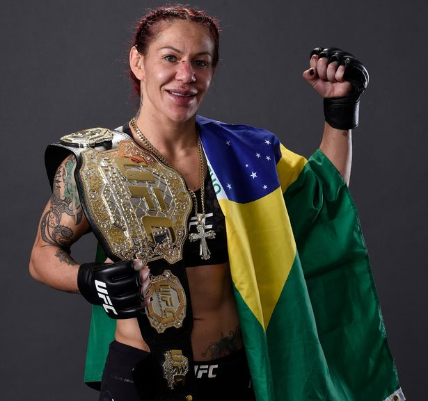 Image result for cris cyborg belt