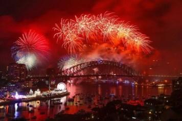 Image result for sydney 2018 fireworks