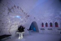 Game of Thrones Made of Ice Hotel