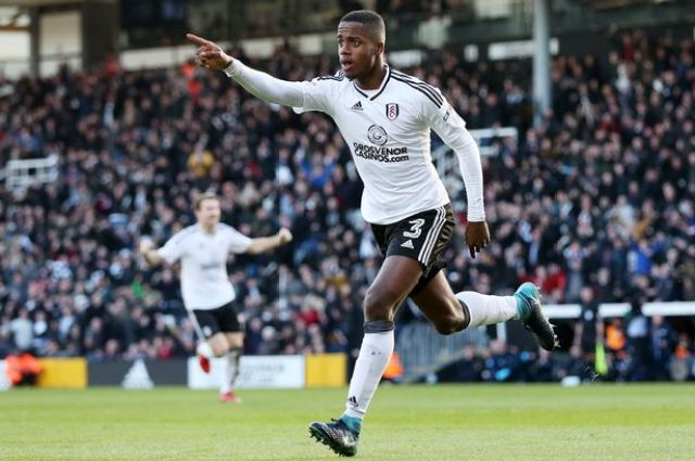 Image result for ryan sessegnon