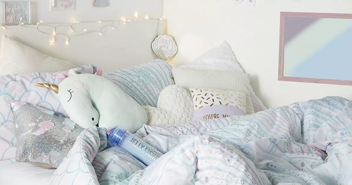 Primark launch brand new unicorn bedroom range and it