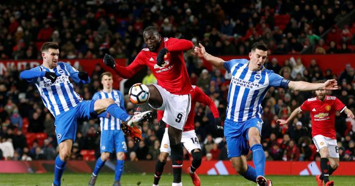 Image result for brighton manchester utd